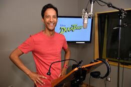 DuckTales Danny Pudi profile