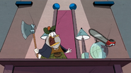 McMystery at McDuck McManor scheming 2
