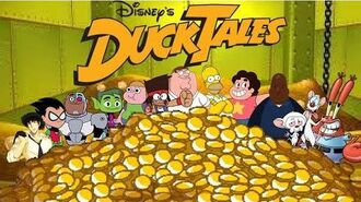 Random DuckTales References (The Complete Series) *UPDATED*