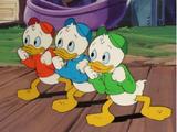 Huey, Dewey, and Louie Duck (1987)