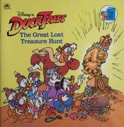 The Great Lost Treasure Hunt