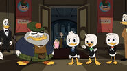 The Golden Lagoon of White Agony Plains Glomgold party 2