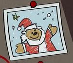 Santa Claus-drawing