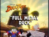 Full Metal Duck