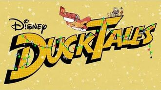 Holiday Theme Song DuckTales Disney Channel