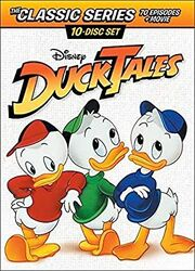 DuckTales The Classic Series DVD