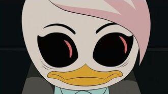 DuckTales - Magica Posseses Possesses Lena (Clip)