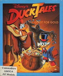 DuckTales The Quest for Gold