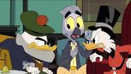 DuckTales - The Infernal Internship of Mark Beaks! EXCLUSIVE CLIP 2