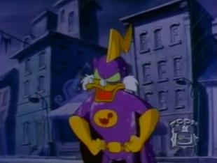 Masked Mallard