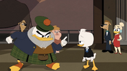 The Golden Lagoon of White Agony Plains Glomgold party 12