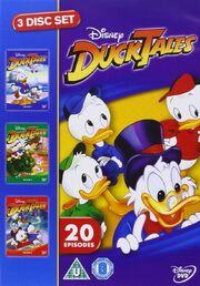 DuckTales 1st DVD