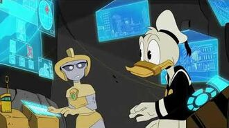 DuckTales - General Lunaris Plan (Clip)
