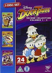 DuckTales 2nd DVD