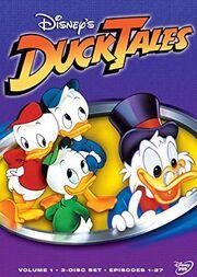 DuckTales Volume 1 DVD