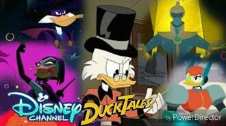 Ducktales 2019 season 2 SDCC COMIC—CON trailer