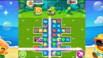 Scrubby Dubby Saga Level 78 NEW (20 moves)