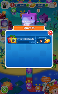 Quests Free 100 friends
