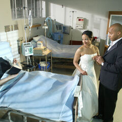 Turk and Carla get married