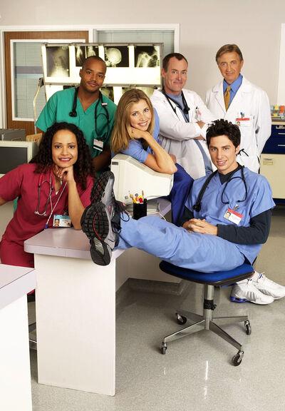Season One Cast Promo