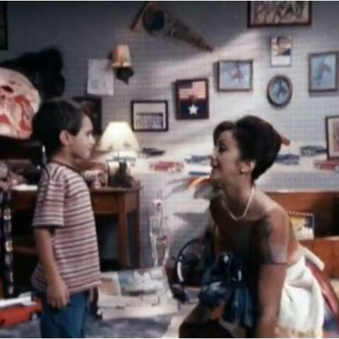Der Hausmeister als Kind mit seiner <a href=