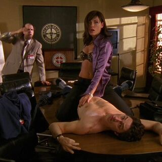 Carla and Turk catch Neena and J.D. having sex