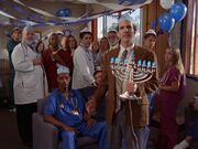 7x5 Kelso's party