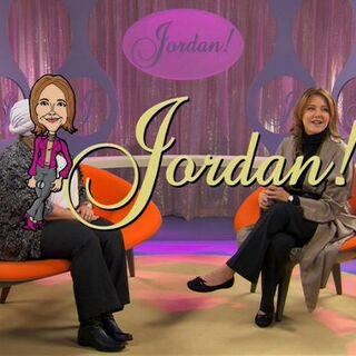 Jordan's talk show <i>Jordan!</i>