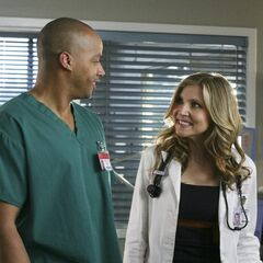 Elliot and Turk talk during their eighth year.