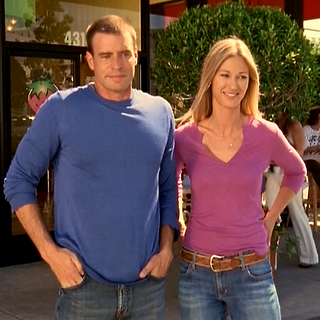 Years later, Sean has a new girlfriend... <span style=