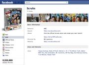 Facebook.com-Scrubs shoutout