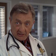 Dr. Kelso talks about the tattoo on his butt. <span style=