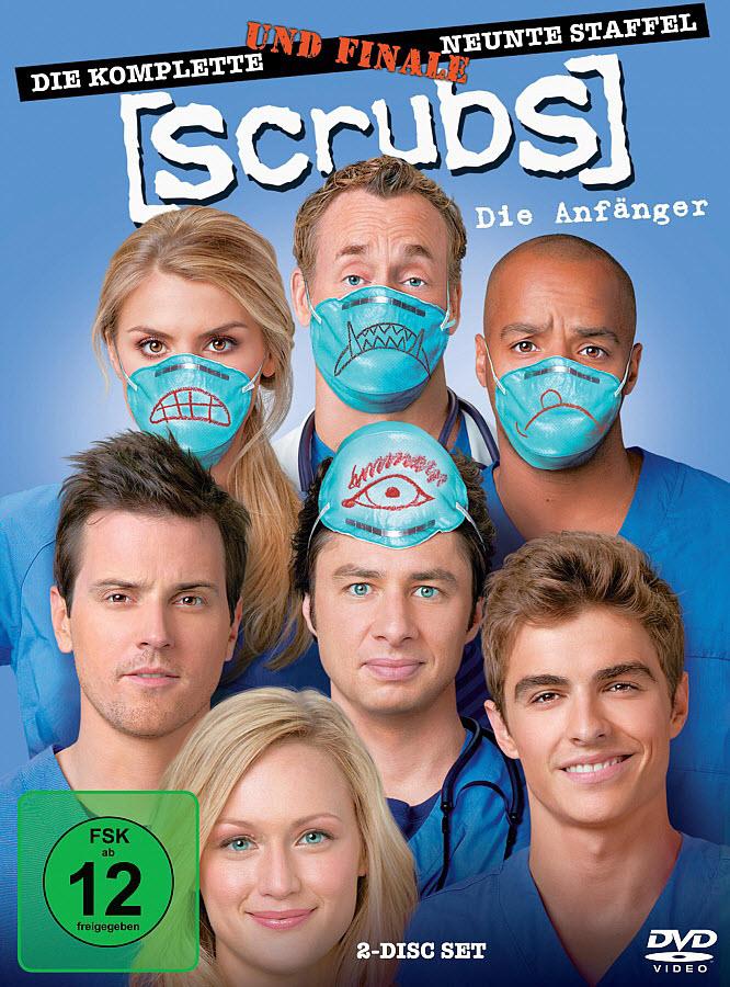Scrubs Staffel 9