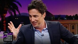 Zach Braff Would Do a 'Scrubs' Reunion