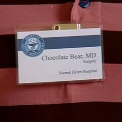 Chocolate Bear, MD