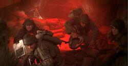 9x4 War Buddies