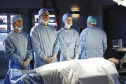 9x9 Trio in surgery