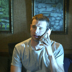Elliot and Sean talk on the phone