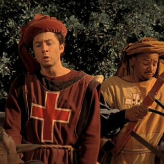 J.D. and Turk as doctors in the middle ages