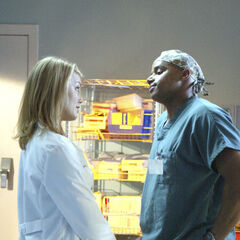 Dr. Miller and Turk talk