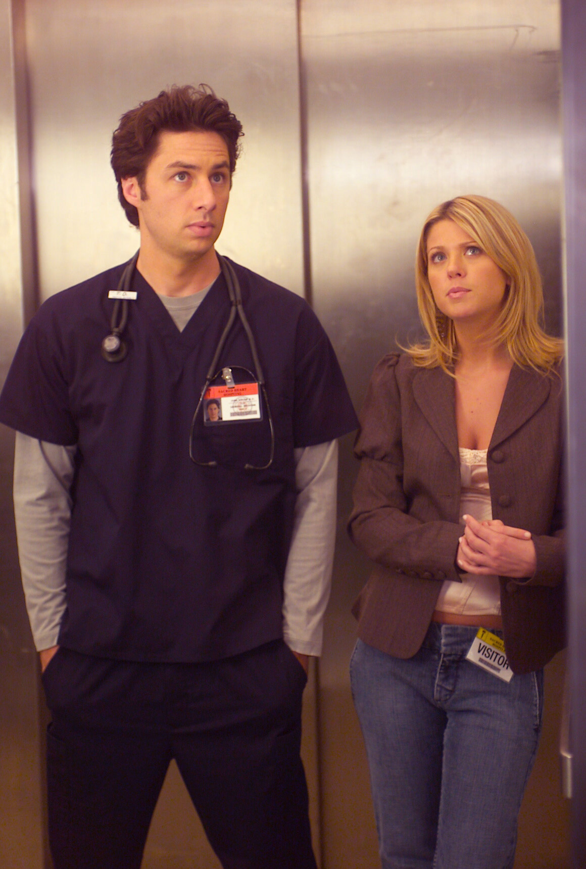 Scrubs jd dating danni