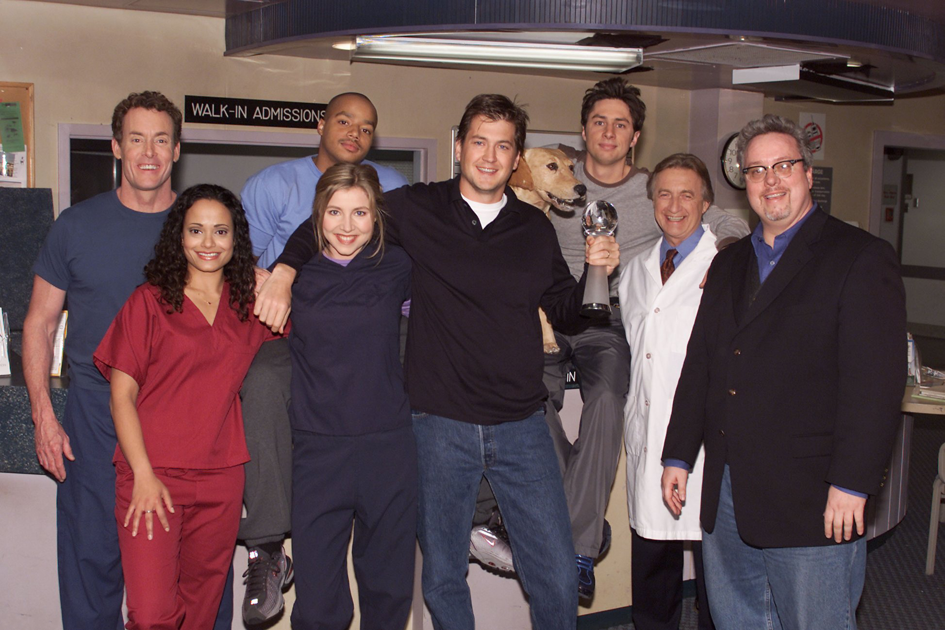 scrubs episodenliste