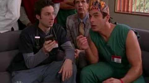 Scrubs Seamless Collaborative Guy Lie (extended)