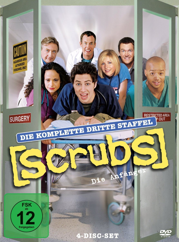 Scrubs Episodenliste