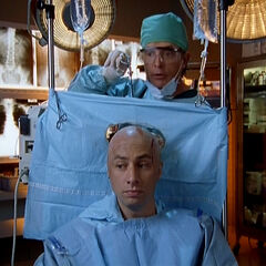 Dr. Casey gives J.D. brain surgery