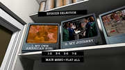Season 3 DVD episode menu