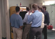 1x1 Medical Interns playing PacMan in My First Day