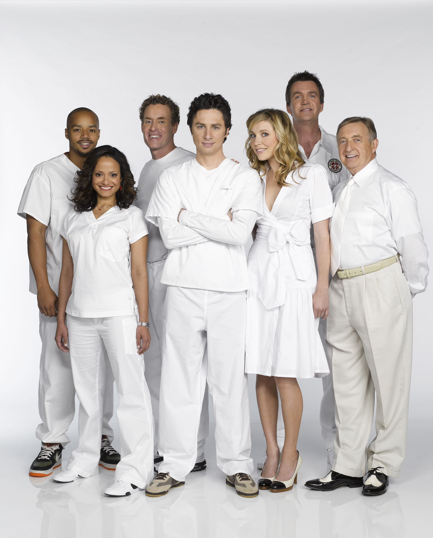 Category:Season 6 Cast | Scrubs Wiki | FANDOM powered by Wikia