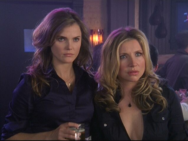 File:6x18-Melody and Elliot staring angrily at J.D..jpg