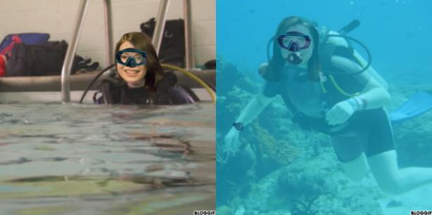 File:Miranda Cosgrove and Jennifer Stone go scuba.jpg